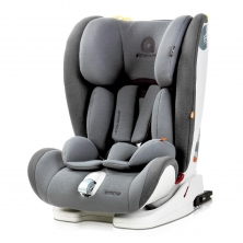 Apramo Eros Group 1/2/3 Car Seat-Slate Grey
