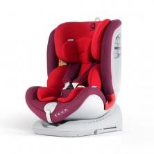 Apramo All Stage Group 0+/1/2/3 Car Seat-Chilli Red