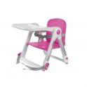 Apramo Flippa Dining Booster Seat-Pink