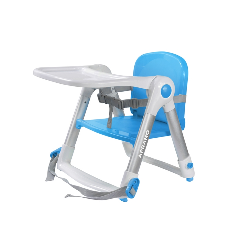Apramo Flippa Dining Booster Seat-Blue