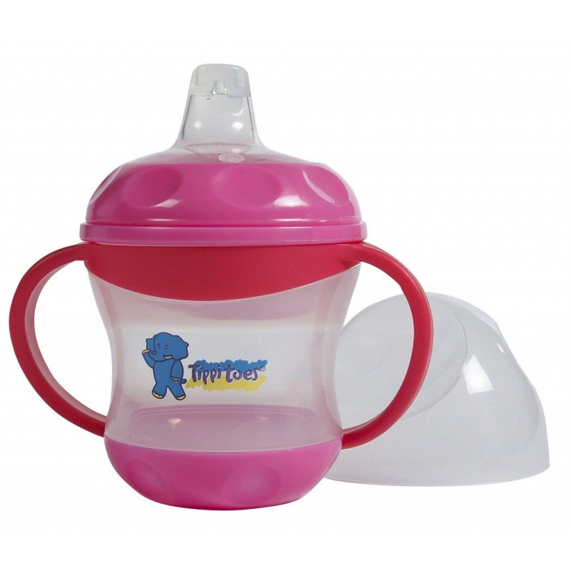 Tippitoes Training Cup-Pink CLEARANCE
