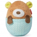 Skip Hop Moonlight & Melodies Hug Me Projection Baby Soother-Bear