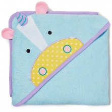 Skip Hop Zoo Hooded Towel-Unicorn