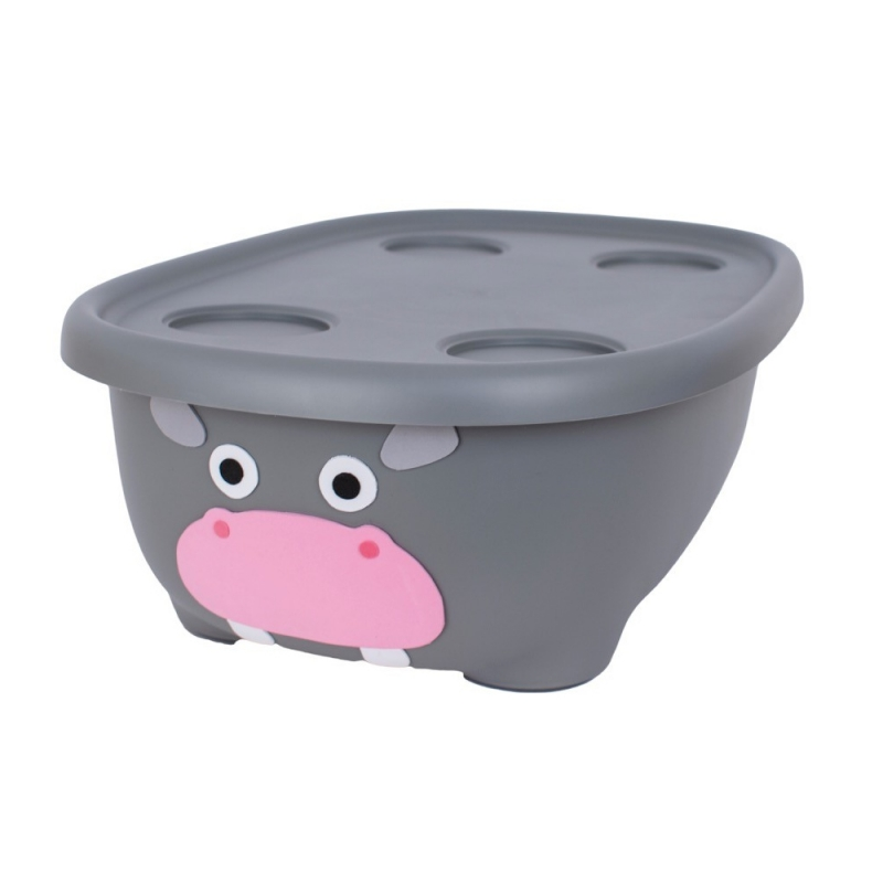 Prince Lionheart Tubimal Infant & Toddler Tub-Hippo