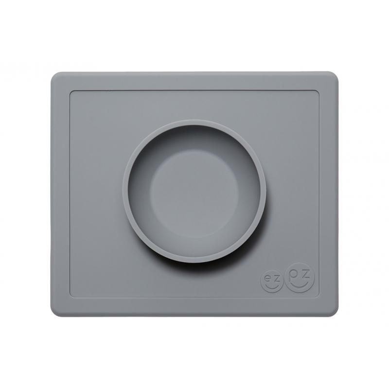 Ezpz Happy Bowl-Gray