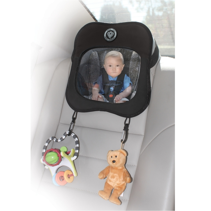 Princess Lionheart Baby viewMIRROR-Black