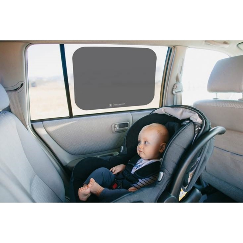 Prince Lionheart Rolled sunSHADE(50 x 40cm)- 2 Pack