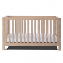 Silver Cross Camberwell Cot Bed-Oak (New 2018)