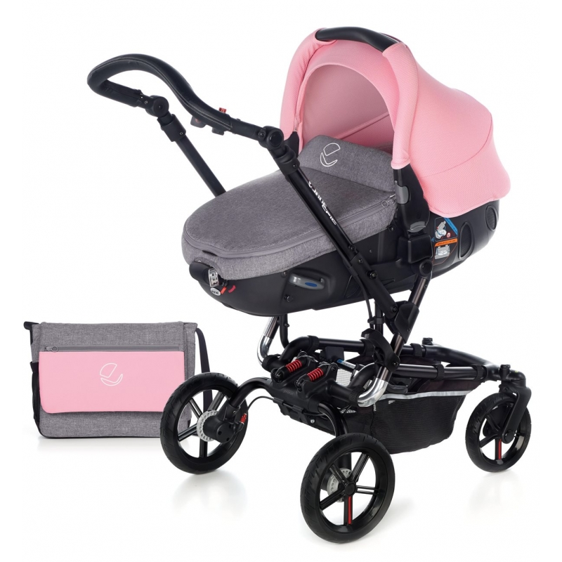 Jane Epic + Matrix Light 2 Travel System-Swan (T32)