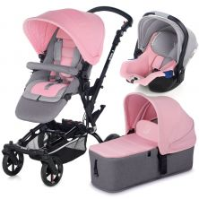 Jane Epic Micro + Koos Travel System-Swan (T32)