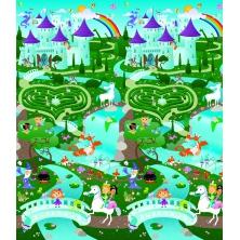Prince Lionheart Flipside playMAT-City/Fantasyland