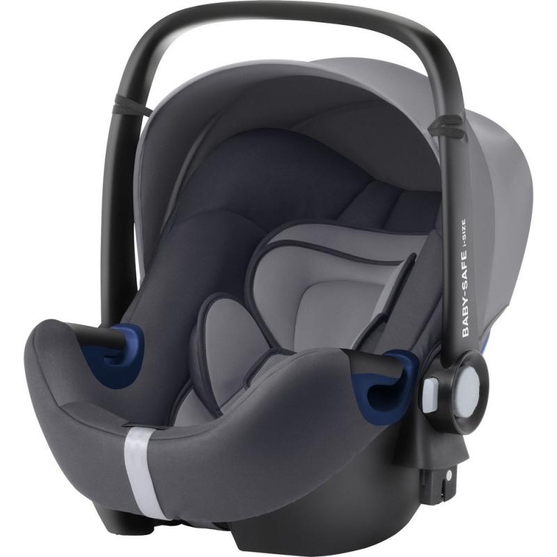 Britax Baby Safe 2 i-Size Car Sat-Storm Grey (New)