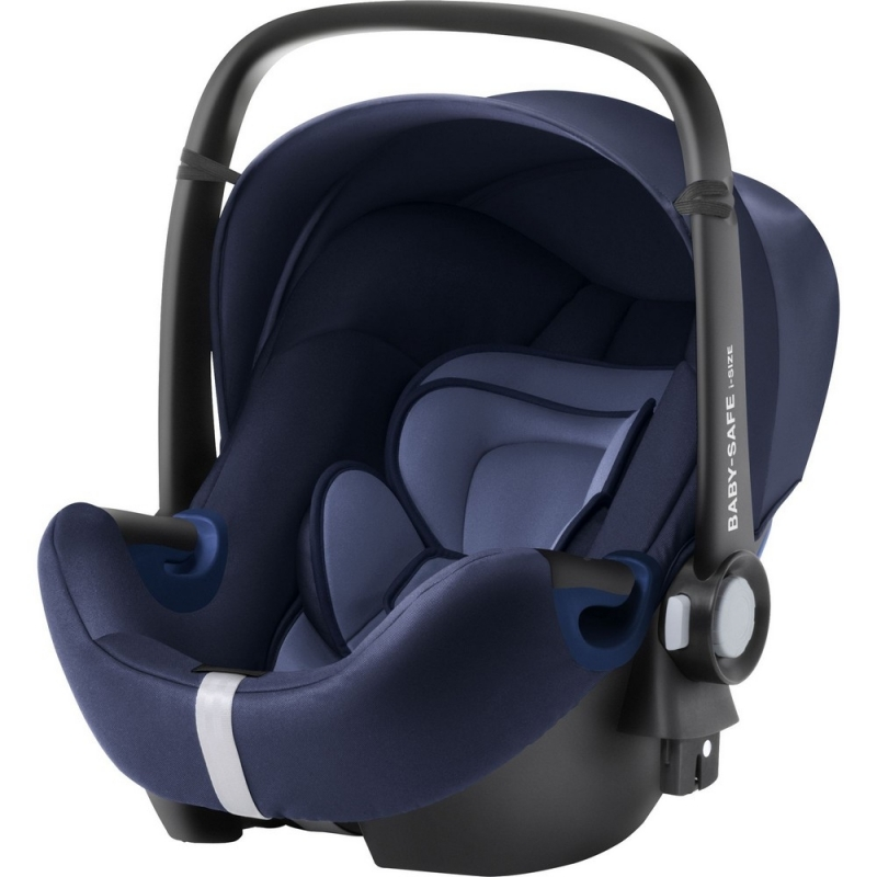 Britax Baby Safe 2 i-Size Car Seat-Moonlight Blue (New)