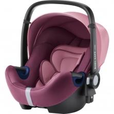 Britax Baby Safe 2 i-Size Car Seat-Wine Rose (New)