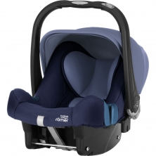 Britax Baby Safe Plus SHR II Group 0+ Car Seat-Moonlight Blue (New)