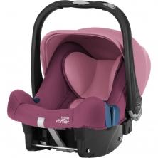 Britax Baby Safe Plus SHR II Group 0+ Car Seat-Wine Rose (New)