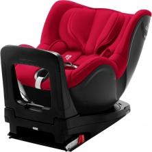 Britax Dualfix Family i-Size Group 0+/1 Car Seat & FOC Rear Facing Kit-Fire Red