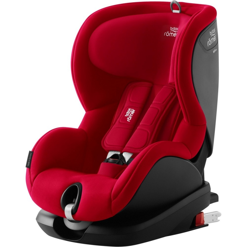 Britax Romer TriFix i-SIZE Car Seat – Fire Red