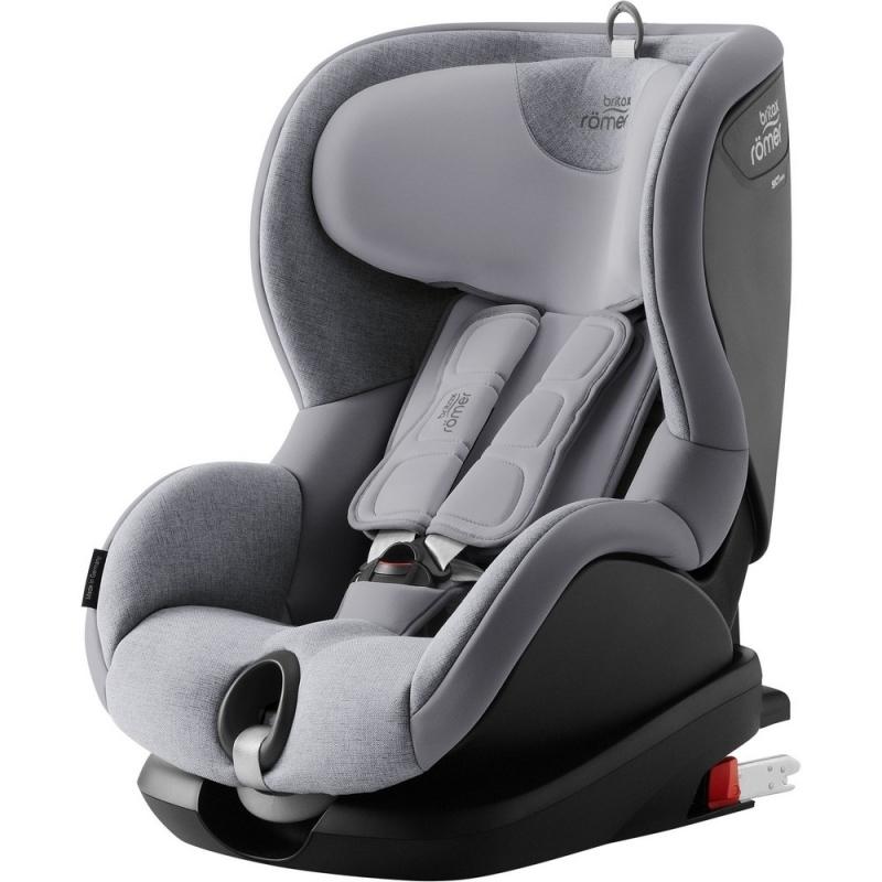 Britax Romer TRIFIX² i-SIZE Group 1 Car Seat-Grey Marble (New 2018)