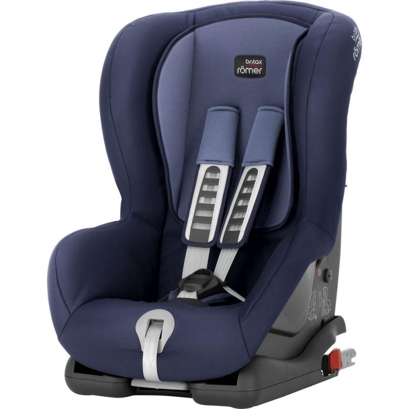 Britax Duo Plus ISOFIX Group 1 Car Seat-Moonlight Blue (New)