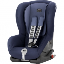 Britax Duo Plus ISOFIX Group 1 Car Seat-Moonlight Blue (New)