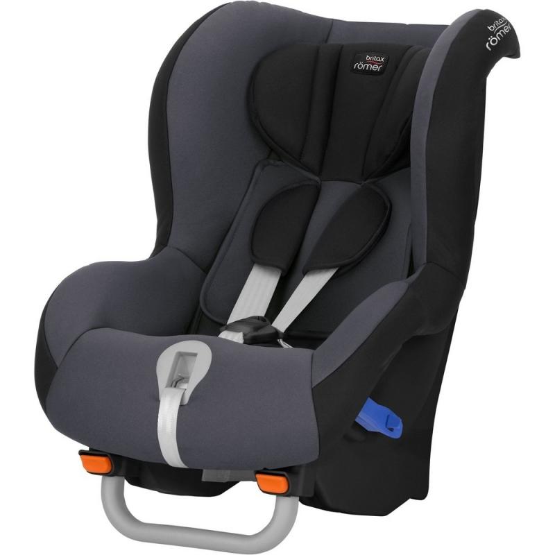 Britax Max Way Black Series Car Seat-Storm Grey