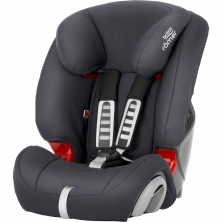 Britax Evolva 123 Car Seat-Storm Grey (New)
