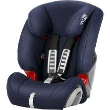 Britax Evolva 123 Car Seat-Moonlight Blue (New)