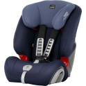 Britax Evolva 123 Plus Car Seat-Moonlight Blue (New)