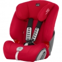 Britax Evolva 123 Plus Car Seat-Fire Red (New)