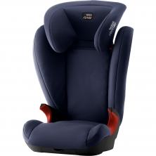 Britax Kid II Black Series Group 2/3 Car Seat-Moonlight Blue (New)
