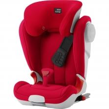 Britax Kidfix II XP SICT Group 2/3 Car Seat-Fire Red (New)