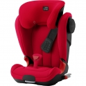 Britax Kidfix II XP SICT Black Series Group 2/3 Car Seat-Fire Red (New)