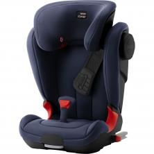 Britax Kidfix II XP SICT Black Series Group 2/3 Car Seat-Moonlight Blue (New)