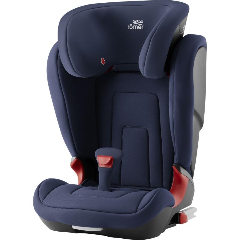 Britax Kidfix II R Group 2/3 Car Seat-Moonlight Blue (New)