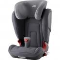 Britax Kidfix II R Group 2/3 Car Seat- Storm Grey (New)