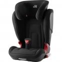Britax Kidfix II R Group 2/3 Car Seat-Cosmos Black (New)