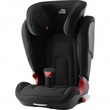 Britax Kidfix II R Group 2/3 Car Seat-Cosmos Black (New)