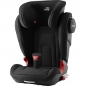 Britax Kidfix II S Group 2/3 Car Seat-Cosmos Black (New)