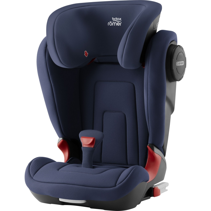 Britax Kidfix II S Group 2/3 Car Seat-Moonlight Blue (New)