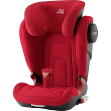 Britax Kidfix II S Group 2/3 Car Seat-Fire Red (New)