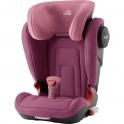 Britax Kidfix II S Group 2/3 Car Seat-Wine Rose (New)
