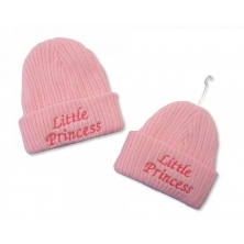 Sheldon Baby Girls Knitted Hat-Little Princess