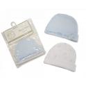 Sheldon Premature Baby Boys Hats 2 Packs