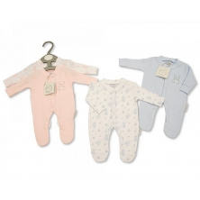 Sheldon Premature Baby Sleepsuit 2 Pack