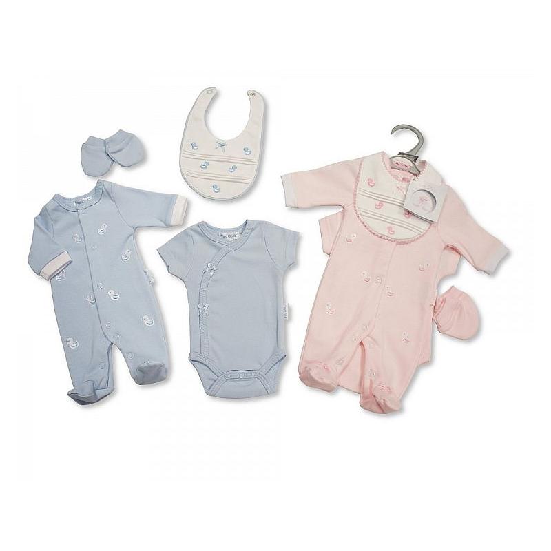 Sheldon Premature Baby 4 Pieces Set