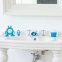 Prince Lionheart EYEFAMILY Bathroom Set-Blue