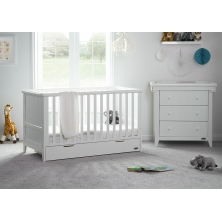 Obaby Belton 2 Piece Room Set-White