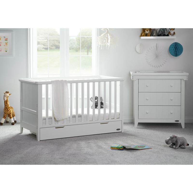 Obaby Belton 2 Piece Room Set-White