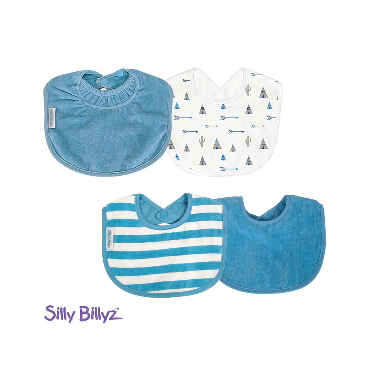 SillyBillyz Biblet Bundle-Blue